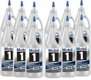 Mobil 1 104361 Synthetic Gear Lube 75w90 1 Quart Bottles Set Of 12