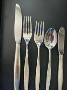 Florentine By Kirk Sterling Silver Flatware Set For 4 By 5 Service 20 Pieces