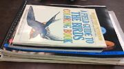 Collection Of 6 Bird Wood Carving Books-nature In Wood Realism In Wood Etc. C5
