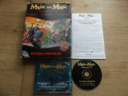 Might And Magic T.r.i.l.o.g.y Boxed 1996 Retro Pc Cd-rom Rpg Role-playing Game
