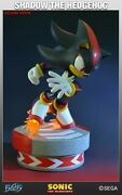 First4figures Shadow The Hedgehog Exclusive Statue 141/600 Sonic New Sealed