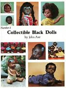 Antique Vintage Collectible Black Dolls - Makers Types / Book