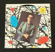 """Demo Vinyl 33rpm Single 7"""" Elvis Costello - Watching The Detectives Pic Sleeve"""