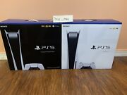 Sony Playstation 5 Ps5 Digital And Console Disc Version Free Shipping In Hand✅