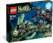 Lego Monster Fighters The Ghost Train 9467 New