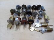 Lot Of Locks And Lock Cylinders For Picking Practice-locksport-most With Keys-6