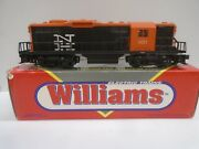 Williams Gp511 O Scale New Haven Gp9 Diesel With Horn In Original Box
