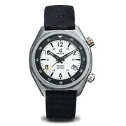 Boldr Expedition Eiger Full Lume White Dial Swiss Automatic 200m Anti-magnetic