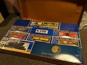 K-line Limited Edition 1990 Proctor And Gamble Collectors Train Set New Sealed