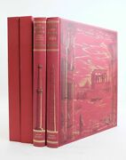 The Holy Land Syria Idumea And Arabia And Egypt And Nubia 2 Volumes - Robe
