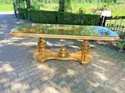Very Special French Louis Xvi Style Dining Table