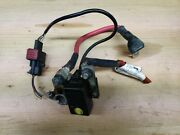 03 04 05 06 07 Saab 9-3 Battery Positive Terminal Cable Main Relay Switch Oem