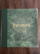 Lord Of The Rings Andldquoreturn Of The Kingandrdquo Complete Soundtrack 6 Lp Vinyl