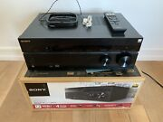 Complete Sony 7.2 Home Theater System.