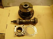 Cushman Truckster Haulster Worm Drive Differential Carrier 10.25 To 1 Ratio