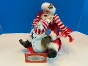 Possible Dreams - Santas - Claus 'n Saucer - Issued 2012