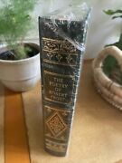 Easton Press Poetry Of Robert Frost 100 Greatest Books Leather-sealed