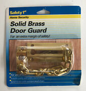 Security Door Chain Guard Safety 1st Brass Welded Steel Chain Home Security Fy