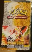 Pokemon Heart Gold Soul Silver Hgss Booster Box New Sealed Spanish