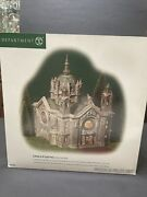 Dept 56 Christmas In The City, Cathedral Of St. Paul Patina Dome Edition