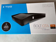 Tivo Bolt Ota 1tb Tcd849000vo All-in-one Live Tv Dvr And Streaming Apps Devices
