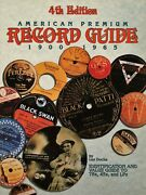 Collectible Vintage Records 1900-1965 78s 45s Lps / Book + Values 447 Pages