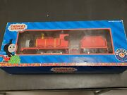 Lionel 6-18734 Thomas And Friends James The Steam Engine O Scale New, Damaged Box