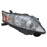 Headlight Assembly-capa Certified Right Tyc 20-12233-00-9 Fits 10-12 Lexus Rx350
