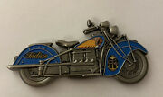Navy Chief Indian Motorcycle M.p.d Challenge Coin