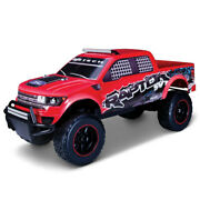 Maisto Tech Rc 2018 16 Ford F-150 Raptor Remote Control Truck Kids Toy 8+ Red