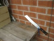 1930s Antique 10 Blade Winchester Xl Carbon Slicing Knife Usa