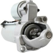 Starter Motor Parts Unlimited 2110-0768 For 04-14 Bmw R-series Hp2