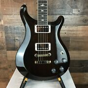Paul Reed Smith Prs S2 Mccarty 594 Thinline Charcoal New In Box Free Ship 841
