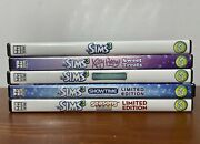 The Sims 3 And Expansion Packs Lot Of 5 Games Pc Windows Mac Showtime, Katy Perry