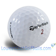 24 Taylormade Assorted Mix Near Mint Used Golf Balls 4a Aaaa