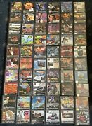 Joblot 60 Playstation 1 Games Complete With Manuals Ps1 Bundle 4
