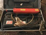 Spy 725-10341 Holiday Detector Tester Pipeline Equipment W/ Case And Batteries