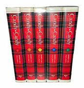 Candy Candy Special Edition Comics All Five Volumes Complete Set Vol. 5