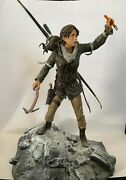 Rise Of The Tomb Raider Collectors Edition Statue Only Xbox One/ps4 - Lara Croft