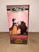 Disney Limited Edition Doll. Snow White And Witch. Case And Slip Only