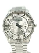 Erix Automatic Stainless Steel Silver Stainless Wrist Watch From Japan