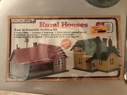 Life Like The Finest In Scenery N Scale Train Layouts Rural Houses