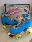 Moxi Lolly Roller Skates Pool Sz. 5 -discontinued- New Fits Womens 6 And 6.5