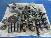 Harley-davidson Big Twin Tc Used Cam Chest Partspumpchaingearlifterscametc
