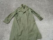 Us Army Wwii Model 1942 Officerand039s Trench Coat