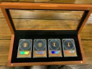2009-s Lincoln Cent Bicentennial Proof Set - Anacs - Pr70 Dcam -w Display Case