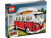 Lego Creator - Rare - Volkswagon Vw Camper Bus 10220 - New And Sealed