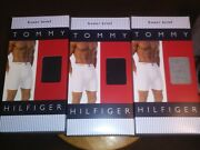 Boxer Brief Shorts - Mens Black And Gray - Size L - Lot Of 12