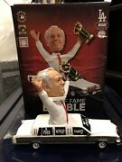 Tommy Lasorda Los Angeles Dodgers 1988 World Series Champions Limo Bobblehead