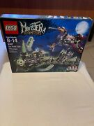 Lego Monster Fighters - 9467 The Ghost Train- New Sealed And Retiredandnbsp